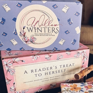 book lover box