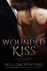 Wounded Kiss Cover